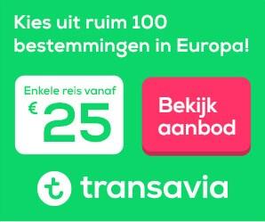 Transavia last minute vliegtickets naar Ibiza vanaf Eindhoven / Rotterdam & Den Haag / Amsterdam Schiphol