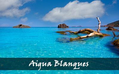 Aigua Blanques - Lees meer over een van de mooiste Ibiza stranden