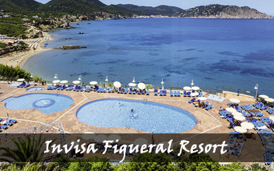 Vakantie Ibiza - Invisa Figueral Resort - Nabij Santa Eulalia