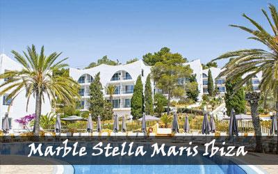 Vakantie Ibiza - Marble Stella Maris Ibiza - Nabij San Antonio