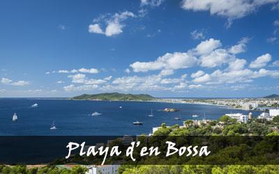 Vakantie Ibiza - Last minute vakantie Playa d'en Bossa