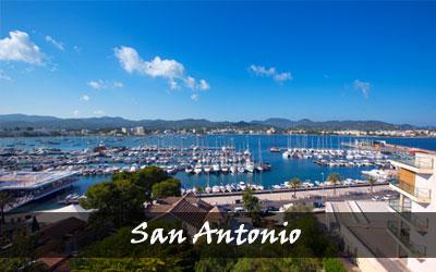 Vakantie Ibiza - Last minute vakantie San Antonio
