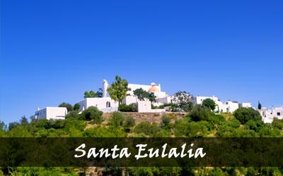 Vakantie Ibiza - Last minute vakantie Santa Eulalia