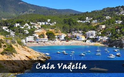 Cala Vedella - Lees meer over een van de mooiste Ibiza stranden