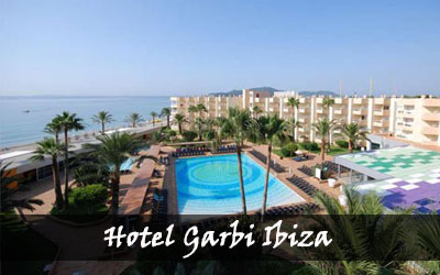 Vakantie Ibiza - Hotel Garbi Ibiza & Spa - Playa d'en Bossa