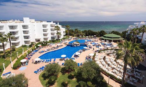 Aparthotel Tropic Garden all inclusive vakantie in Santa Eulalia op Ibiza