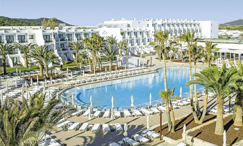 Grand Palladium White Island Resort & Spa all inclusive vakantie in Playa d'en Bossa