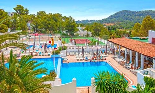 Marble Stella Maris Ibiza all inclusive vakantie in San Antonio op Ibiza