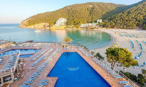 Sirenis Cala Llonga Resort all inclusive vakantie in Cala Llonga op Ibiza