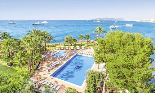 THB Class Los Molinos in Ibiza-stad voor een top adults only vakantie op Ibiza