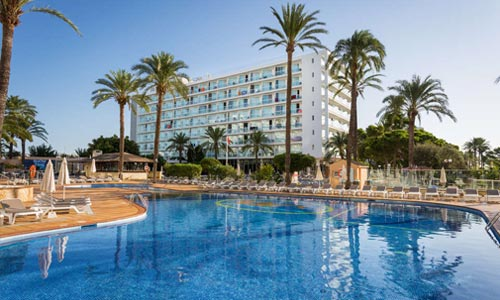 The Ibiza Twiiins all inclusive vakantie in Playa d'en Bossa op Ibiza