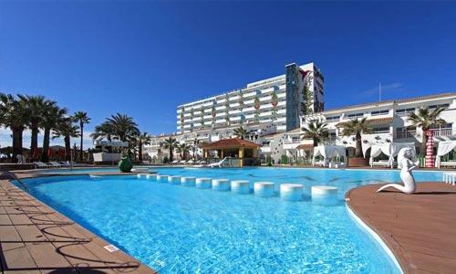Ushuaia Ibiza Beach Hotel voor een adults only Ibiza vakantie in Playa d'en Bossa