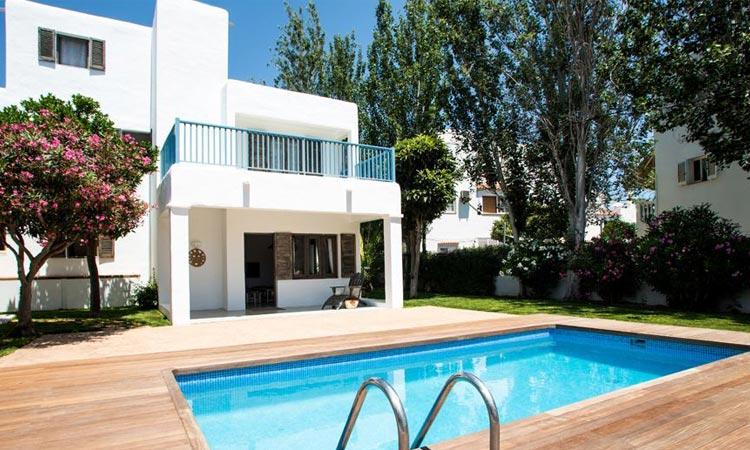 Vakantiehuis op Ibiza huren