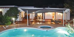 Vakantiehuis Ibiza in Santa Eulalia