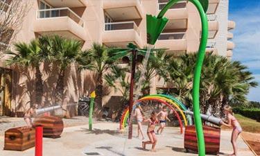 Kindvriendelijk hotel Ibiza Aparthotel Tropic Garden