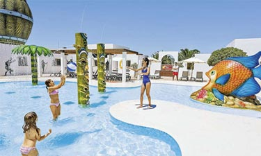 Kindvriendelijk hotel Ibiza Grand Palladium Palace Ibiza Resort & Spa