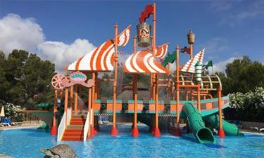 Kindvriendelijk hotel Ibiza Invisa Figueral Resort